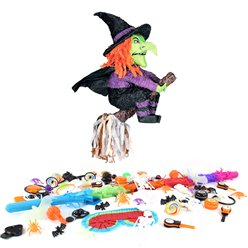 Witch Pinata Kit