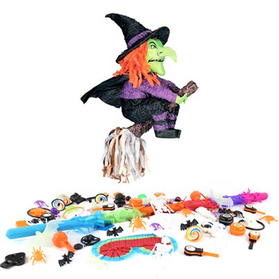 Witch Pinata Kit (without Sweets)