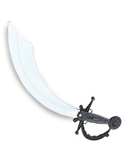 Pirate Cutlass Sword - 45cm