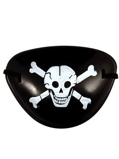 Platic Eye Patch (1) (Pirate Cove)