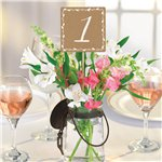 Rustic Table Number Picks