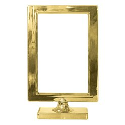 Gold Table Frame - 19.5cm