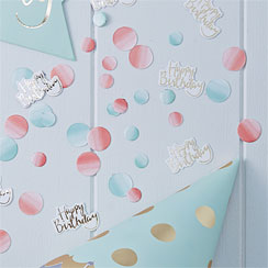 Pick & Mix Foil Confetti - 14g