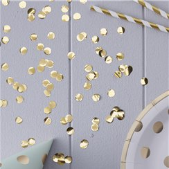 Pick & Mix Gold Foil Confetti