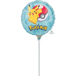 Pokemon Airfilled Mini Balloon - 9
