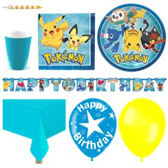 Pokémon Party Pack - Deluxe Pack for 16