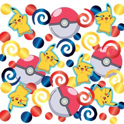 Pokémon Table Confetti - 14g Bag