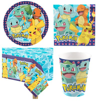 PokemonPartyValue Pack for 8