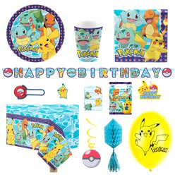 Pokémon Party Super Deluxe Party Pack