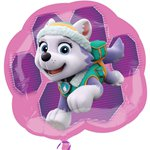 Pink Paw Patrol Supershape Balloon - 27