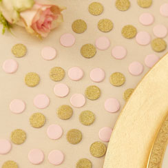 Pastel Perfection Table Confetti