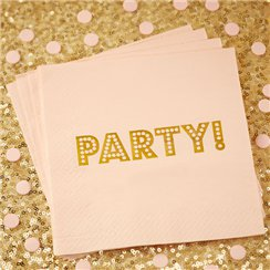 Pastel Perfection Napkins - Paper Party Napkins