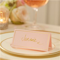 Pastel Perfection Place Cards