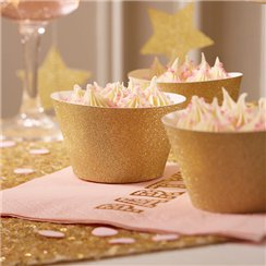 Pastel Perfection Cupcake Wrappers