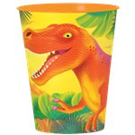 Prehistoric Party Plastic Favour Cup - 455ml