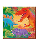 Prehistoric Party Luncheon Napkins 3ply
