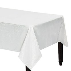 Premium Silver Table Cover - 1.5m x 2.1m
