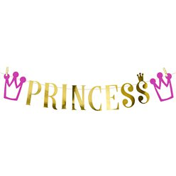 Princess Party Banner - 90cm