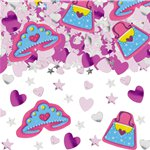 Prismatic Princess Confetti - 34g Table Confetti