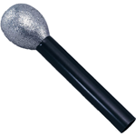 Glitter Microphone Fancy Dress
