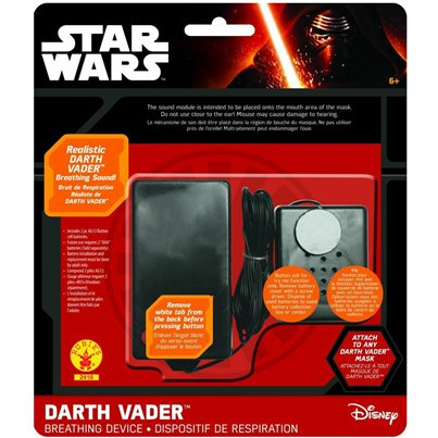 Darth Vader Breathing Sound Device