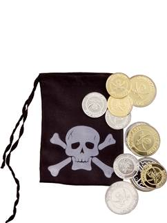 Pirate Coin & Set