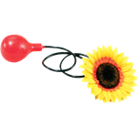 Clown Water Squirting Sunflower