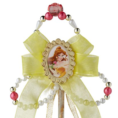 Disney Princess Belle Beaded Wand left