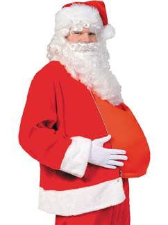 Santa Adult Belly