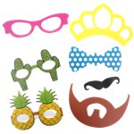 Party Photo Booth Props Kit