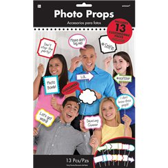 Photo Booth Speech Bubble Photo Props