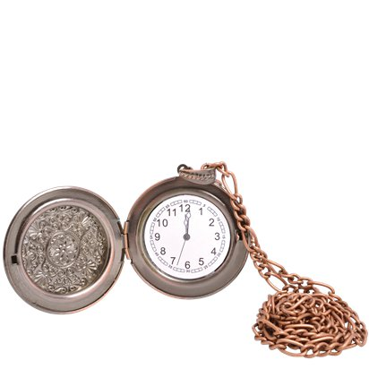 Steampunk Pocket Watch - Adult Steampunk Accessories front