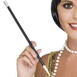 Black Cigarette Holder
