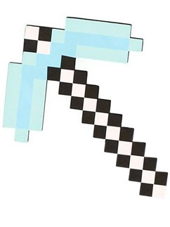 Pixelated Pickaxe