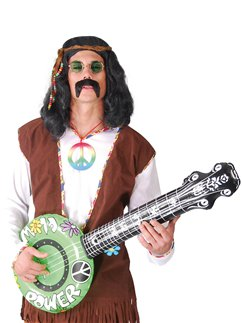 Hippie Power Inflatable Banjo