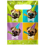 Pug Puppy Birthday Lootbags