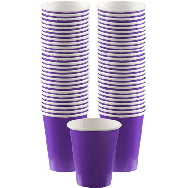 Gold Coffee Cups 340ml Paper Cups | Paper party cups