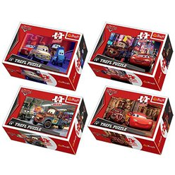 Disney Cars Mini Puzzles - Asst