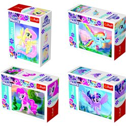 My Little Pony Mini Puzzle