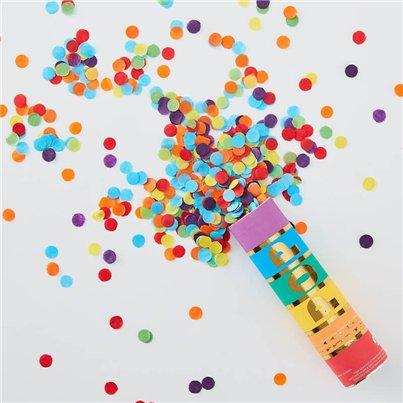 Confetti Canons Party Delights