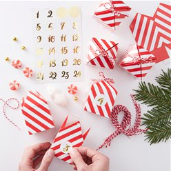 Merry & Bright Advent Box Kit