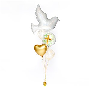 Dove Balloon Bouquet Kit