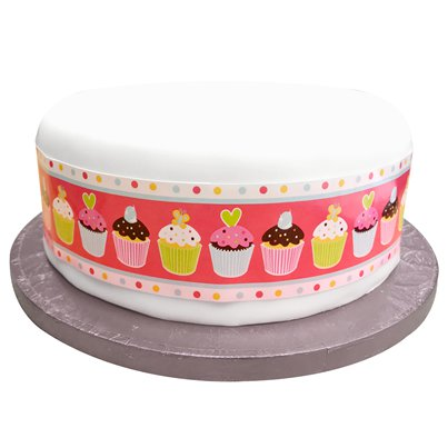 Sweet Treats Cake Frill