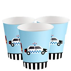 On the Road Paper Cups - 250ml