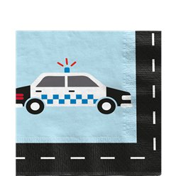 On the Road Napkins - 33cm
