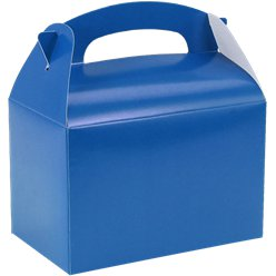 Royal Blue Party Boxes