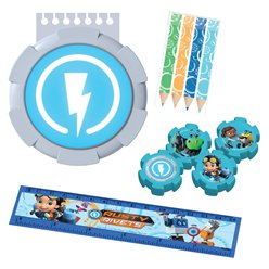 Rusty Rivets Stationery Set
