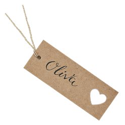 Rustic Country Luggage Tags