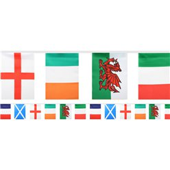 6 Nations Bunting - 6m