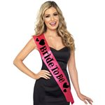 'Bride To Be' Hot Pink Sash